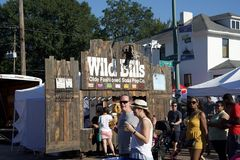 Wild Bill`s Old Fashioned Soda Pop, Memphis, TN. Making Memories Since `02. Serving Olde Fashioned Soda Pop @ Events Nationwide! We Respect the Flavor by Using royalty free stock photo