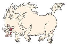 Wild Boar Mascot Royalty Free Stock Photo
