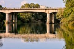 Wild Brenta River Stock Photo