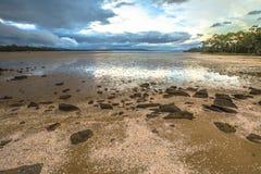 Bruny Island: Daniels Bay Stock Image
