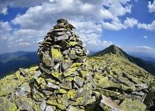 Wild Carpathians Stock Image