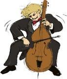 Wild Cello Stock Image