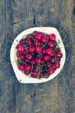Wild cherry sweet merry Stock Photo