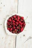 Wild cherry sweet merry Stock Images