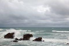 Wild coast Stock Photography