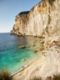 Wild Coast - Paxos Island, Travel Greece Stock Photography