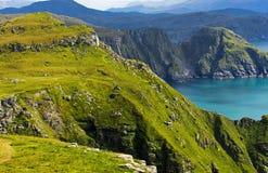 Wild coastal landscape Royalty Free Stock Photo