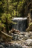 Wild creek Stock Image