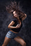 Wild dance Stock Photography
