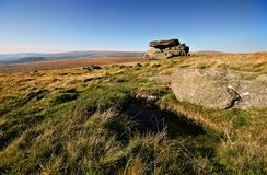 Wild Dartmoor Stock Photos