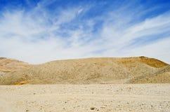Wild Desert Hills Royalty Free Stock Image