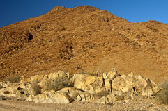 Wild desert-like landscape in the Richtersveld Stock Images