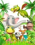 wild djur Royaltyfria Bilder