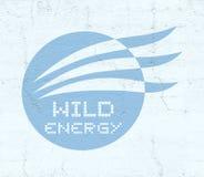 Wild energy icon Stock Photo