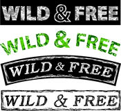 Wild and Free Stock Images