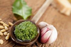 Wild garlic Stock Photos