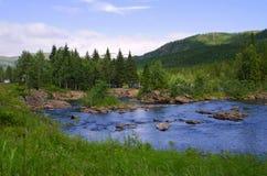 Free Wild Glacier River, Norway Stock Photography - 27266052