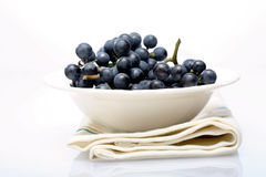 Wild grapes Royalty Free Stock Image
