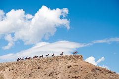 Wild Horse monument in Eastern Stock Image