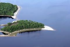 Wild island Royalty Free Stock Image