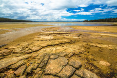 Wild Koonya Tasman Peninsula Royalty Free Stock Images