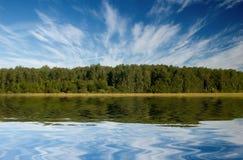 Wild landscape Stock Images