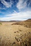 Wild landscape in Morocco Stock Image