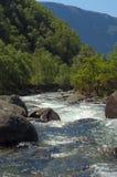 wild norway vatten Royaltyfria Foton