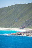 Wild ocean Torndirrup National Park Albany Royalty Free Stock Images