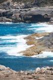 Wild ocean Torndirrup National Park Australia Stock Image