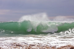 Wild Ocean wave Stock Photos