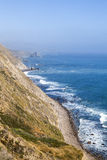 Wild pacific coast Stock Images