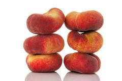 Wild peaches Royalty Free Stock Photography