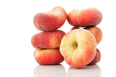 Wild peaches Royalty Free Stock Image