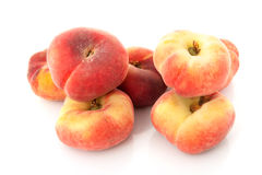Wild peaches Royalty Free Stock Photos