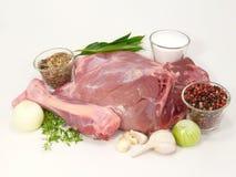 Wild-pig roast Stock Image