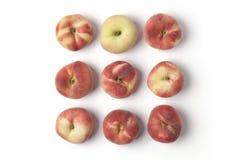 wild plana nya persikor Arkivfoton