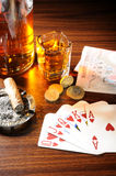 Wild Poker Stock Photos