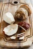 Wild porcino mushrooms Stock Images