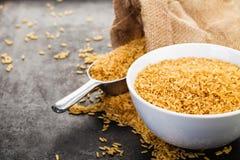 Wild rice Royalty Free Stock Photo