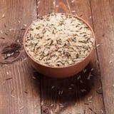 Wild rice Stock Images