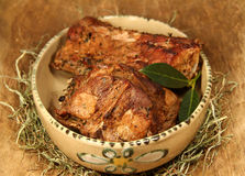 Wild roasts Royalty Free Stock Photo