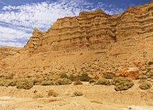 Wild rock desert Royalty Free Stock Photo