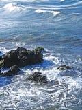 Wild sea Stock Photo