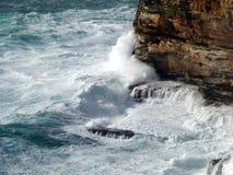 Wild Seas Royalty Free Stock Images