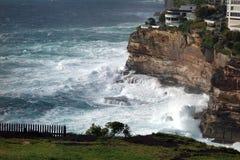 Wild Seas Stock Images
