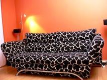 Wild sofa stock image