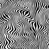 Wild Stripes Pattern Stock Photography