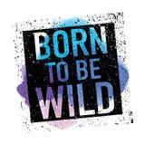Wild T-shirt Graphics Stock Photos