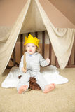Wild Things Photoshoot Royalty Free Stock Photography